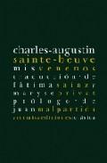 Mis Venenos - Sainte-beuve Charles-augustin