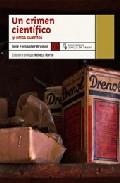 Un Crimen Cientifico Y Otros Cuentos - Fernandez Bremon Jose