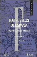 Los Pueblos De España - Carretero Jimenez Anselmo