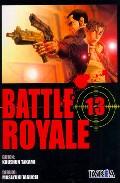 Battle Royale Nº 13 - Takami Koushun