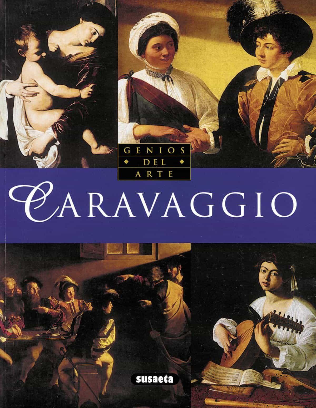 Caravaggio (genios Del Arte) - Vv.aa.