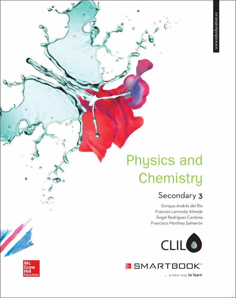 Physics & Chemistry Secondary 3º Eso - Clil. Includes Code Smartbook - Vv.aa.