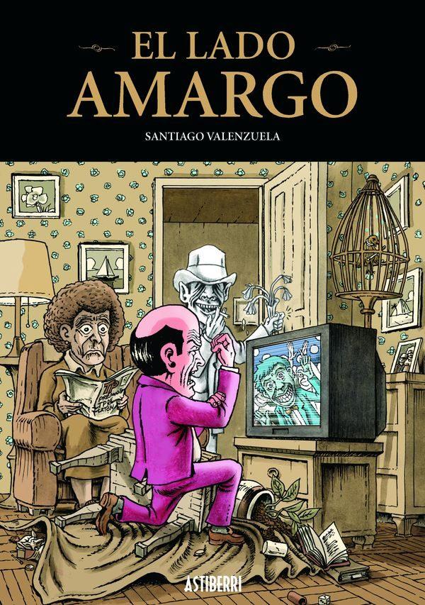 El Lado Amargo - Valenzuela Garcia Santiago