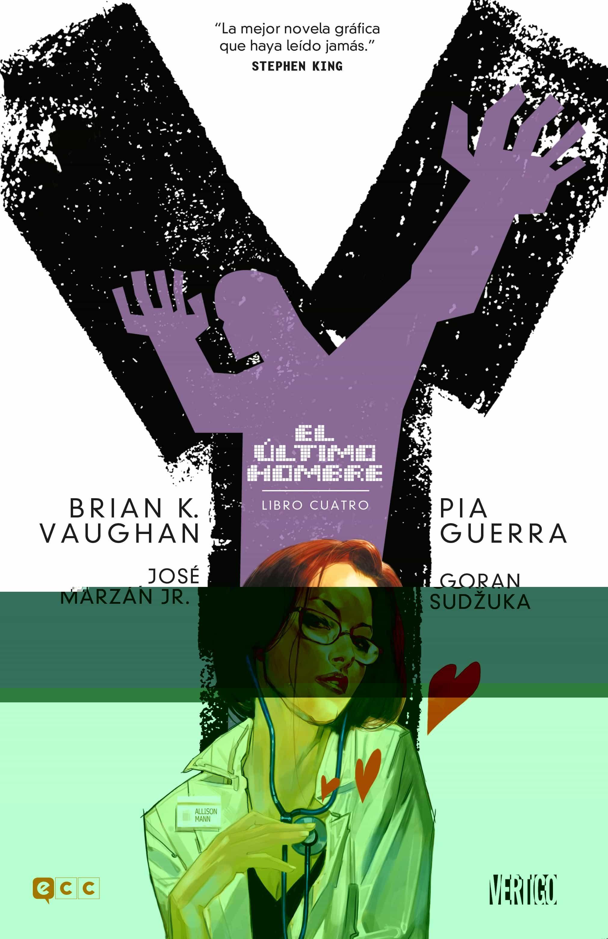 Y El Último Hombre: Libro Cuatro (de 5) - Vaughan Brian K.