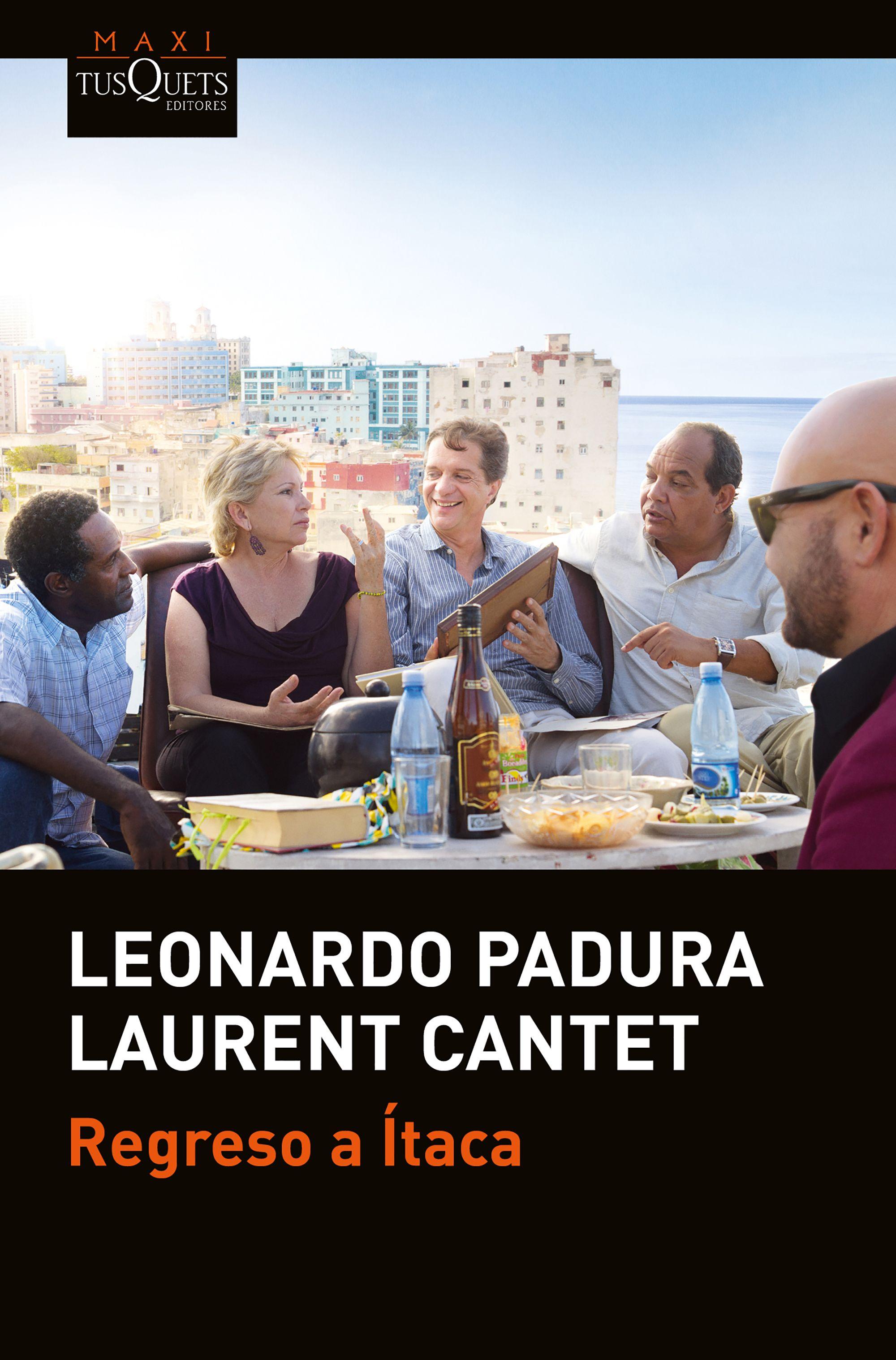 Regreso A Itaca - Padura Leonardo