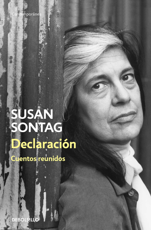 Declaracion: Cuentos Reunidos - Sontag Susan