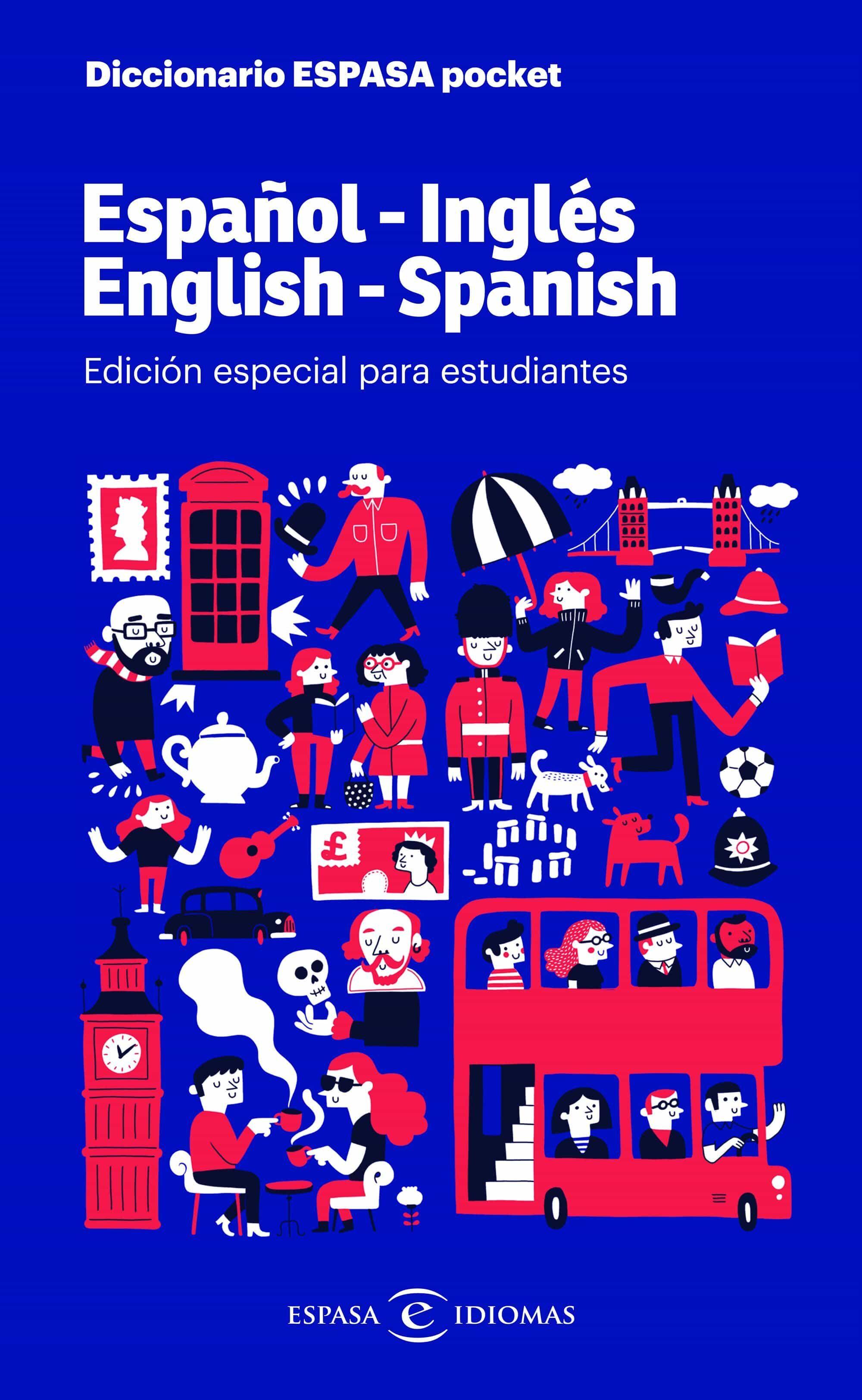 Diccionario Espasa Pocket Español-ingles / English-spanish - Espasa