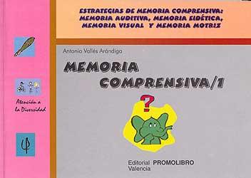 Memoria Comprensiva 1 - Valles Arandiga Antonio