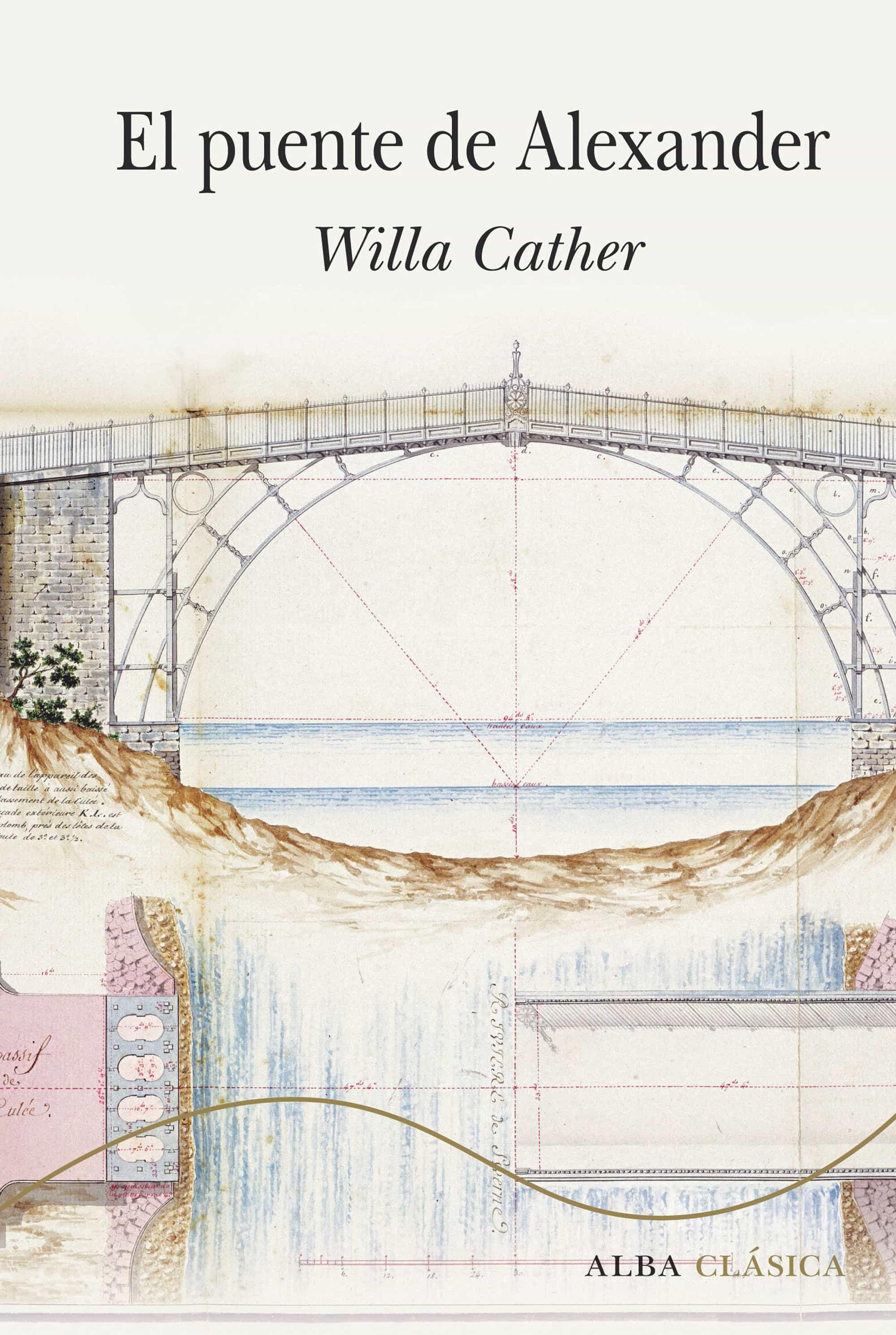 El Puente De Alexander - Cather Willa