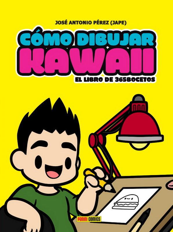Como Dibujar Kawaii El Libro De 365 Bocetos Comprar Libro