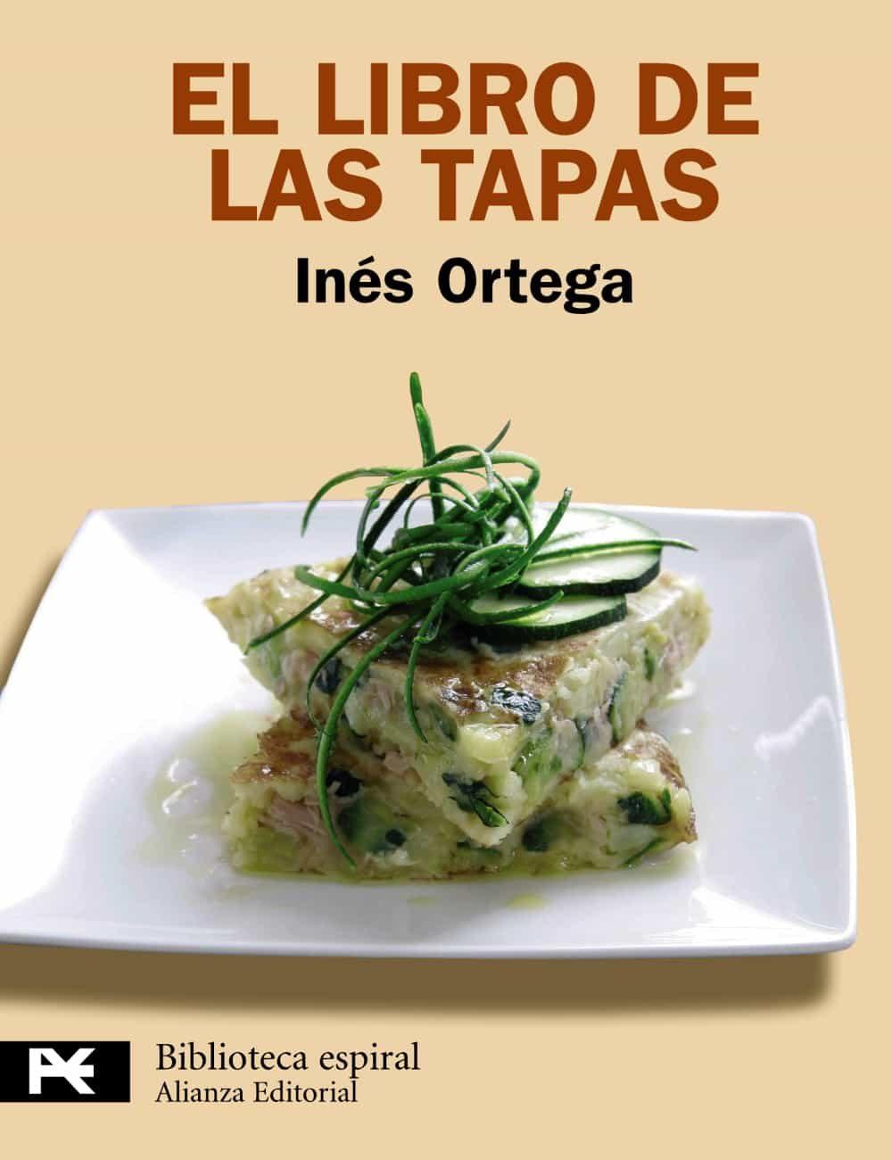 El Libro De Las Tapas - Ortega Ines