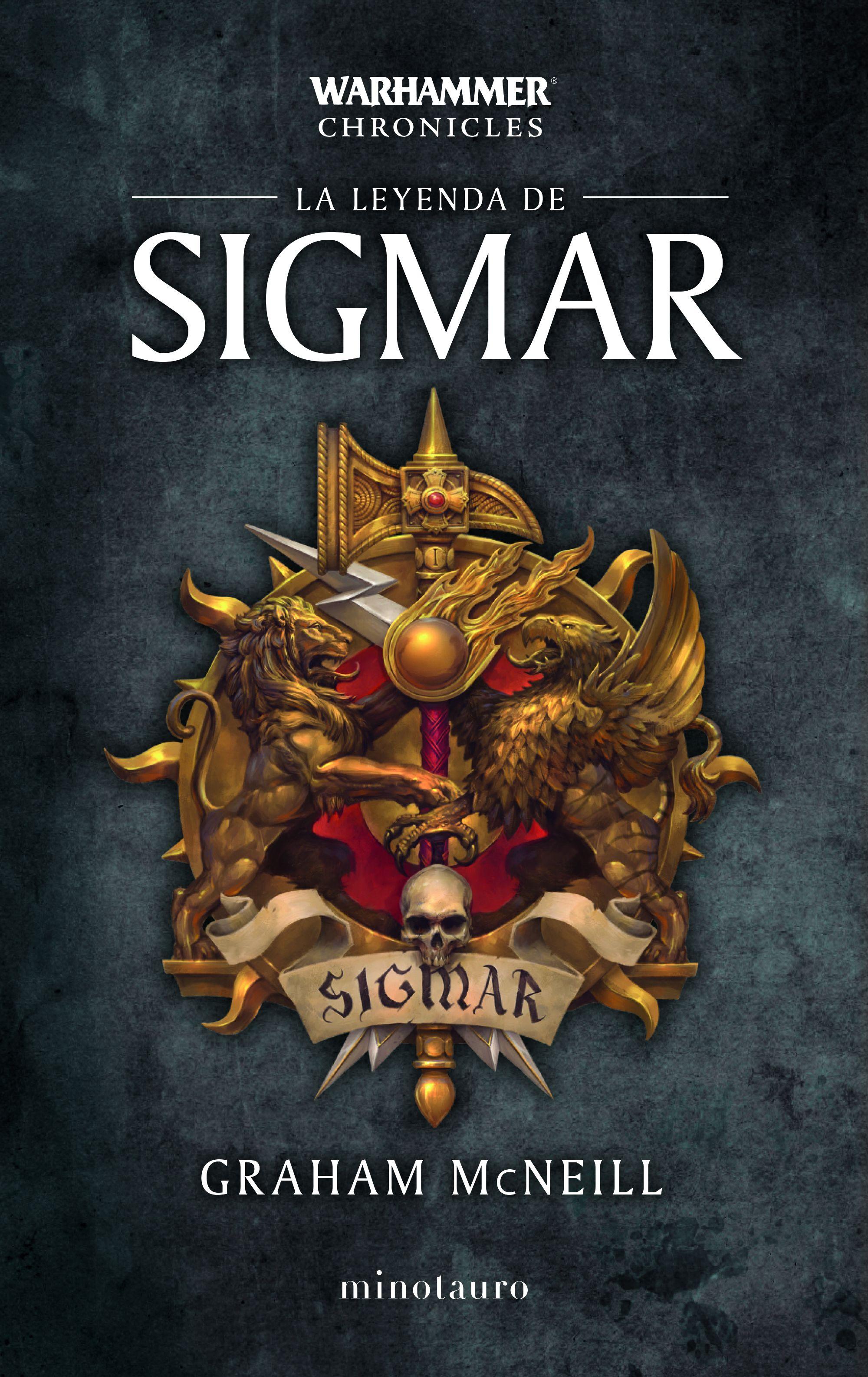 La Leyenda De Sigmar Nº 01/03 - Mcneill Graham
