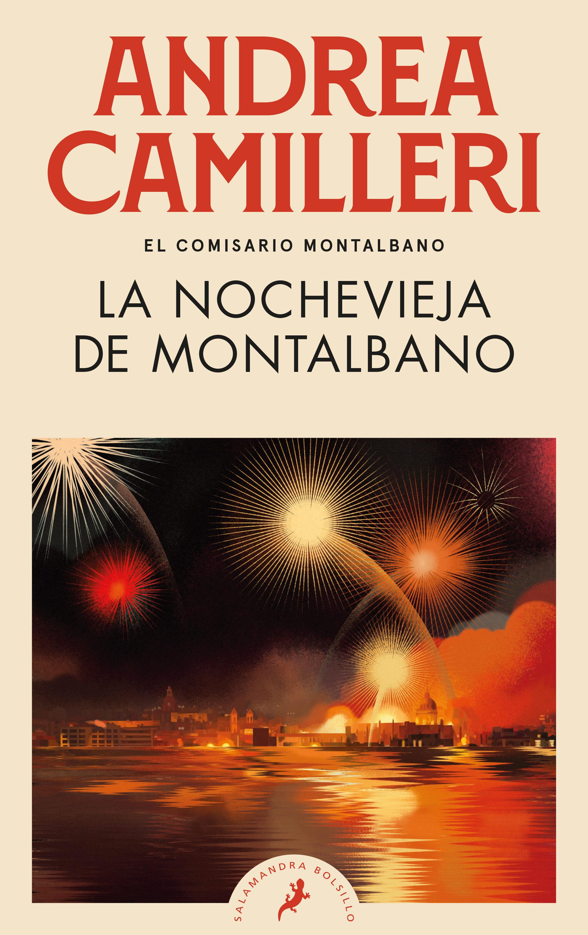 La Nochevieja De Montalbano (comisario Montalbano 6) - Camilleri Andrea
