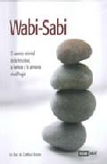 Wabi-sabi : El Secreto Oriental De La Felicidad La Belleza Y La Armoni - Kerstin Gottfried