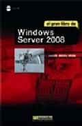 El Gran Libro De Windows Server 2008 (incluye Cd) - Angel Vega Javier