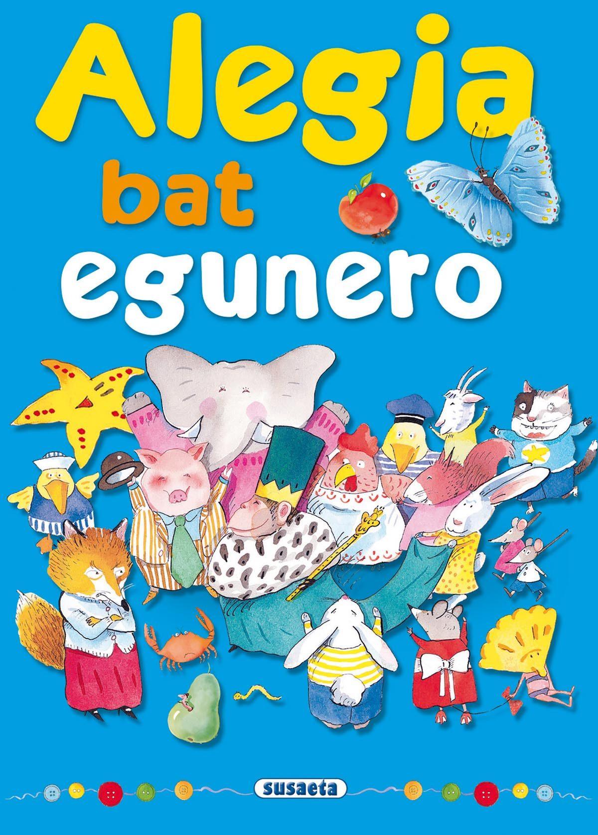 Alegia Bat Egunero - Vv.aa.