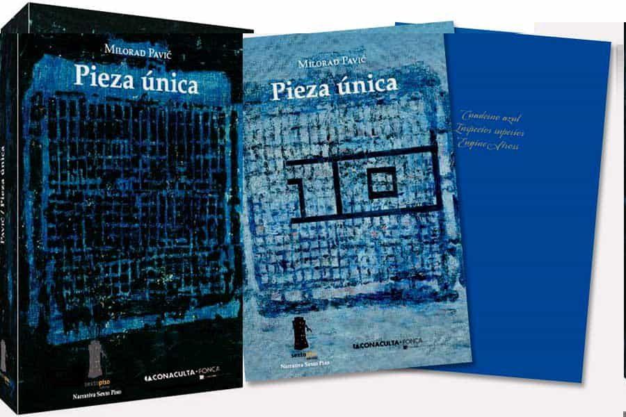 Pieza Unica: Una Novela-delta - Pavic Milorad