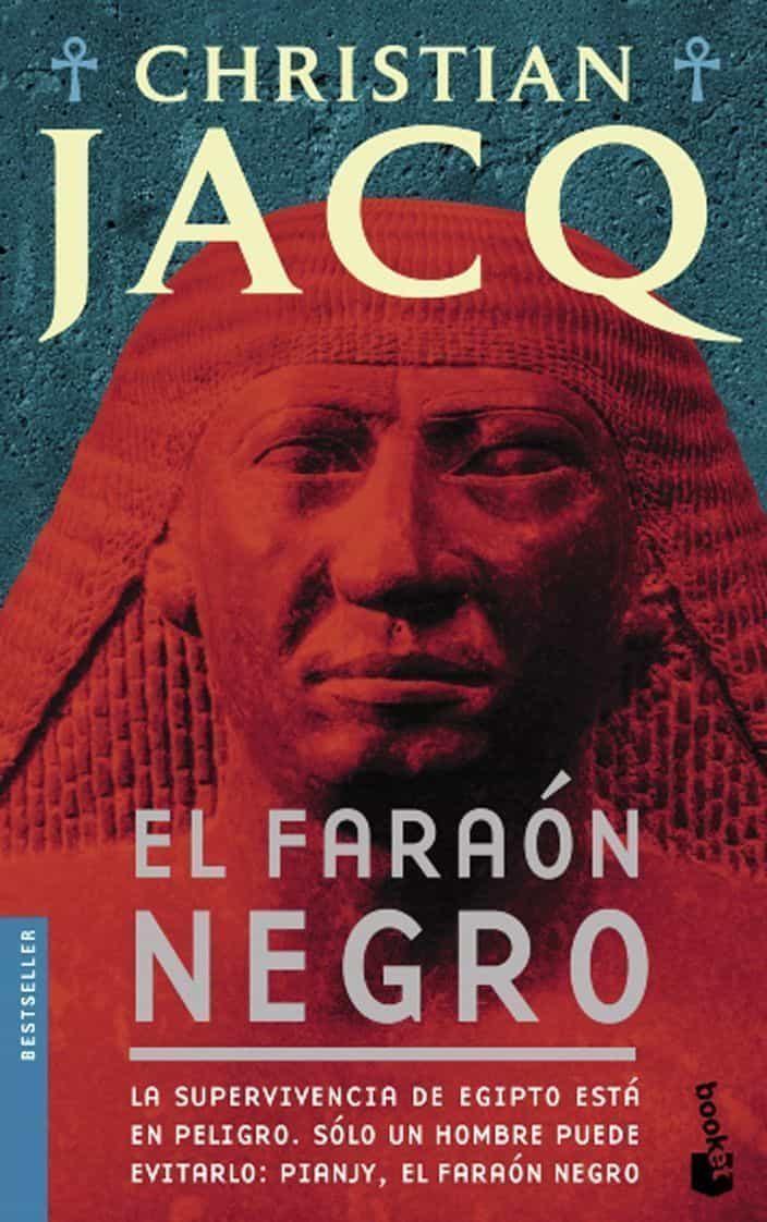 El Faraon Negro - Jacq Christian