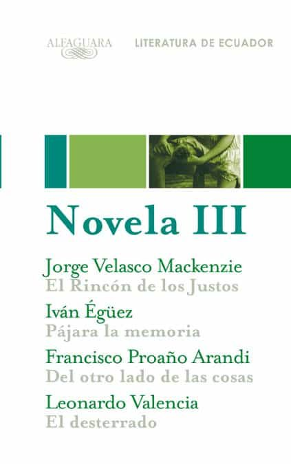 Novela 3 - Velasco Mackenzie Jorge