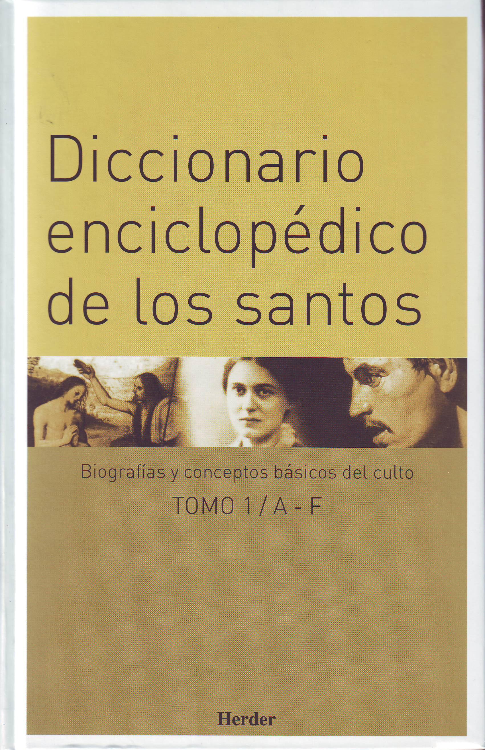 Diccionario Enciclopedico De Los Santos (3 Vols.) - Kasper Walter