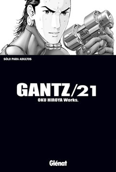 Gantz Nº 21 (2ª Ed) - Oku Hiroya