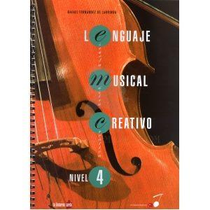 Lenguaje Musical Creativo Nivel 3 - Fernandez De Larrinoa Rafael
