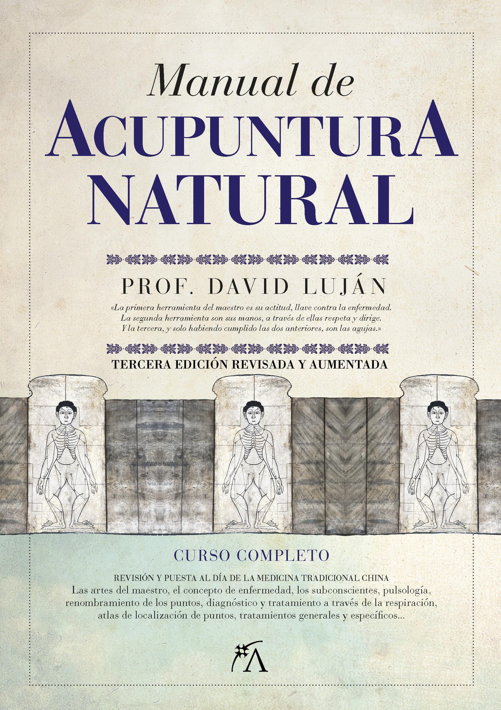 Manual De Acupuntura Natural - Lujan David