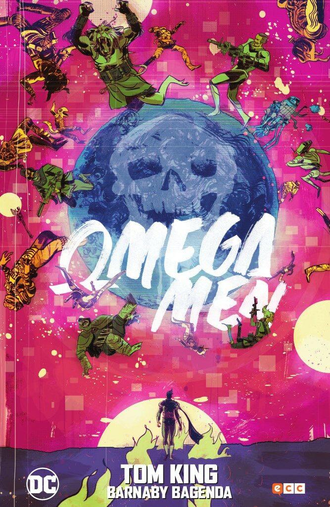 Omega Men (ed. Cartoné) - King Tom