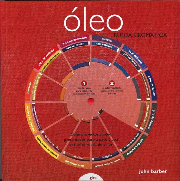 Oleo Rueda Cromatica - Barber John