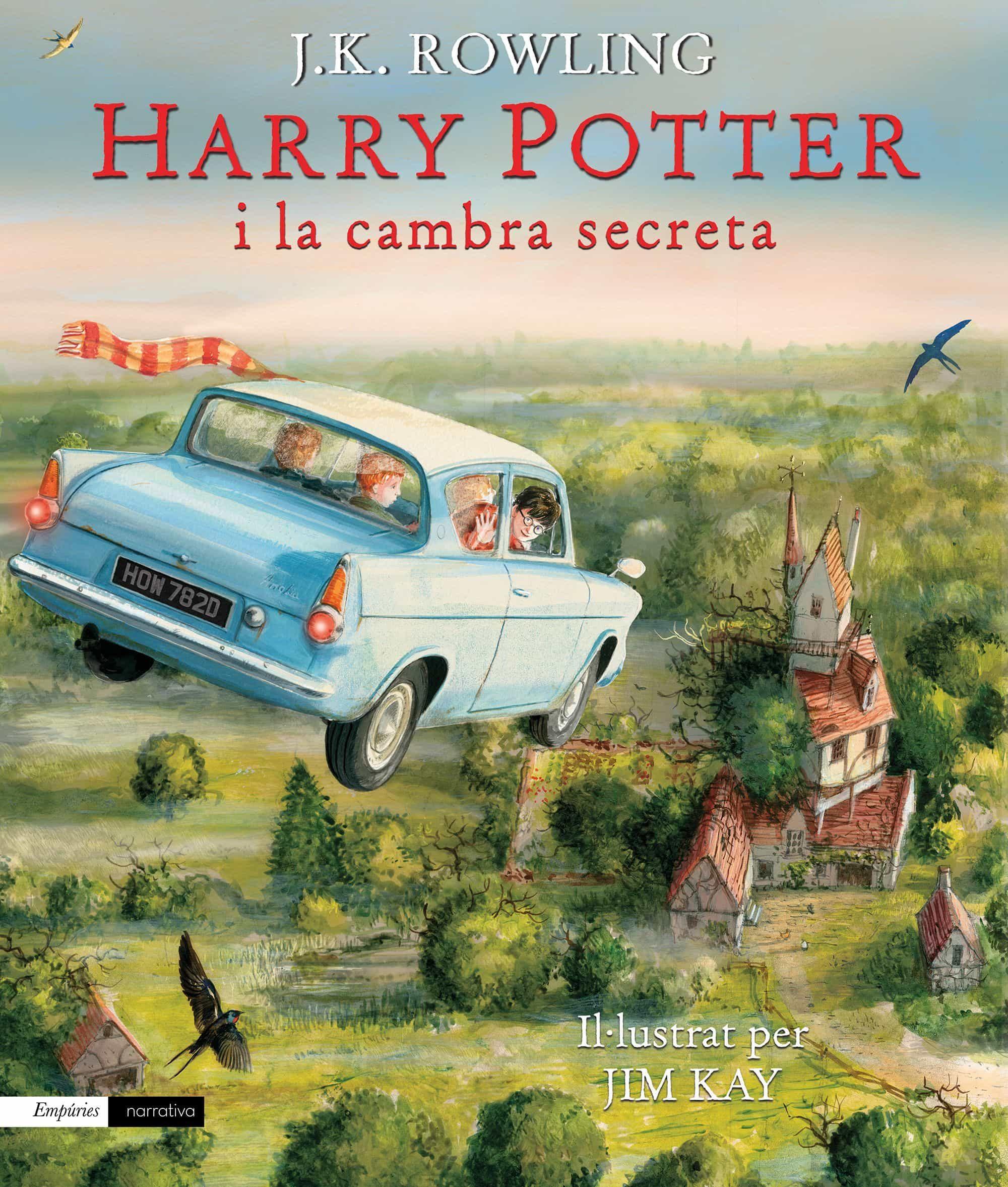 Harry Potter I La Cambra Secreta (edicio Il·lustrada) - Rowling J.k.