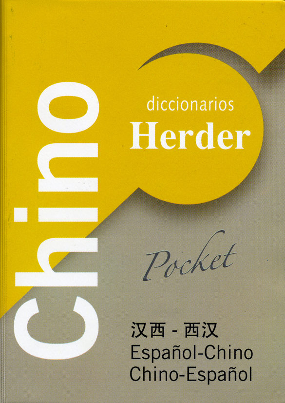 Diccionario Español-chino Chino-español (herder Pocket) - Vv.aa.