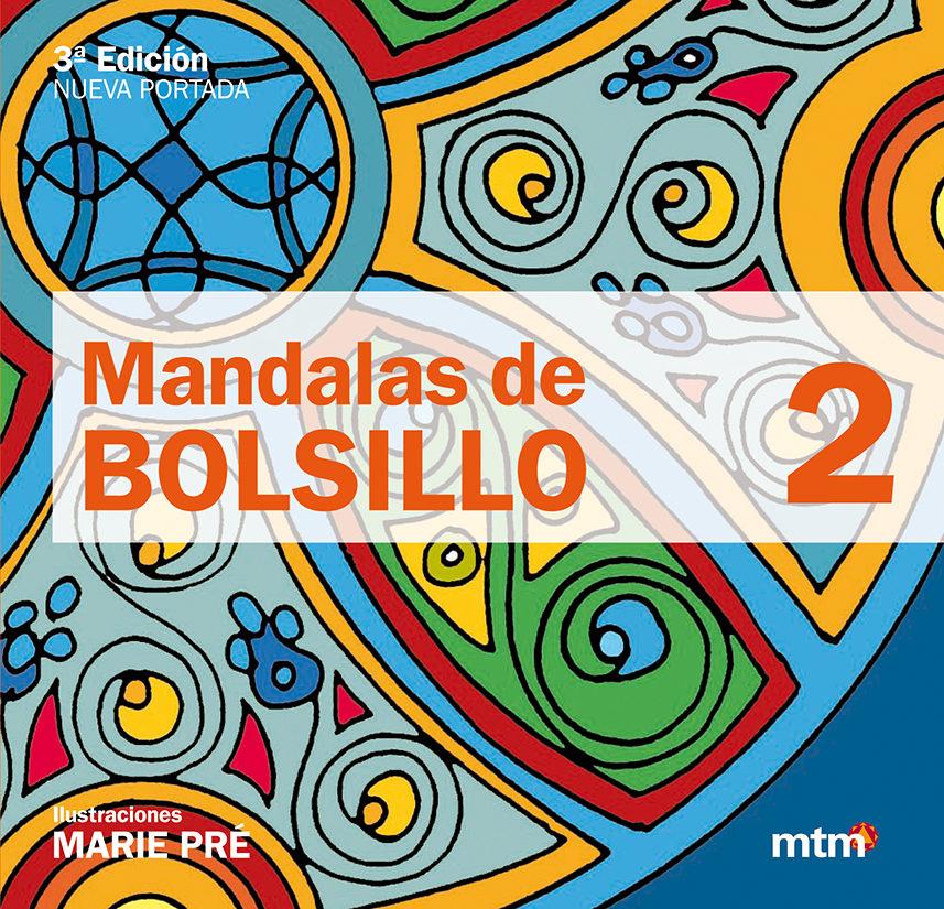 Mandalas De Bolsillo 2 - Pre Marie