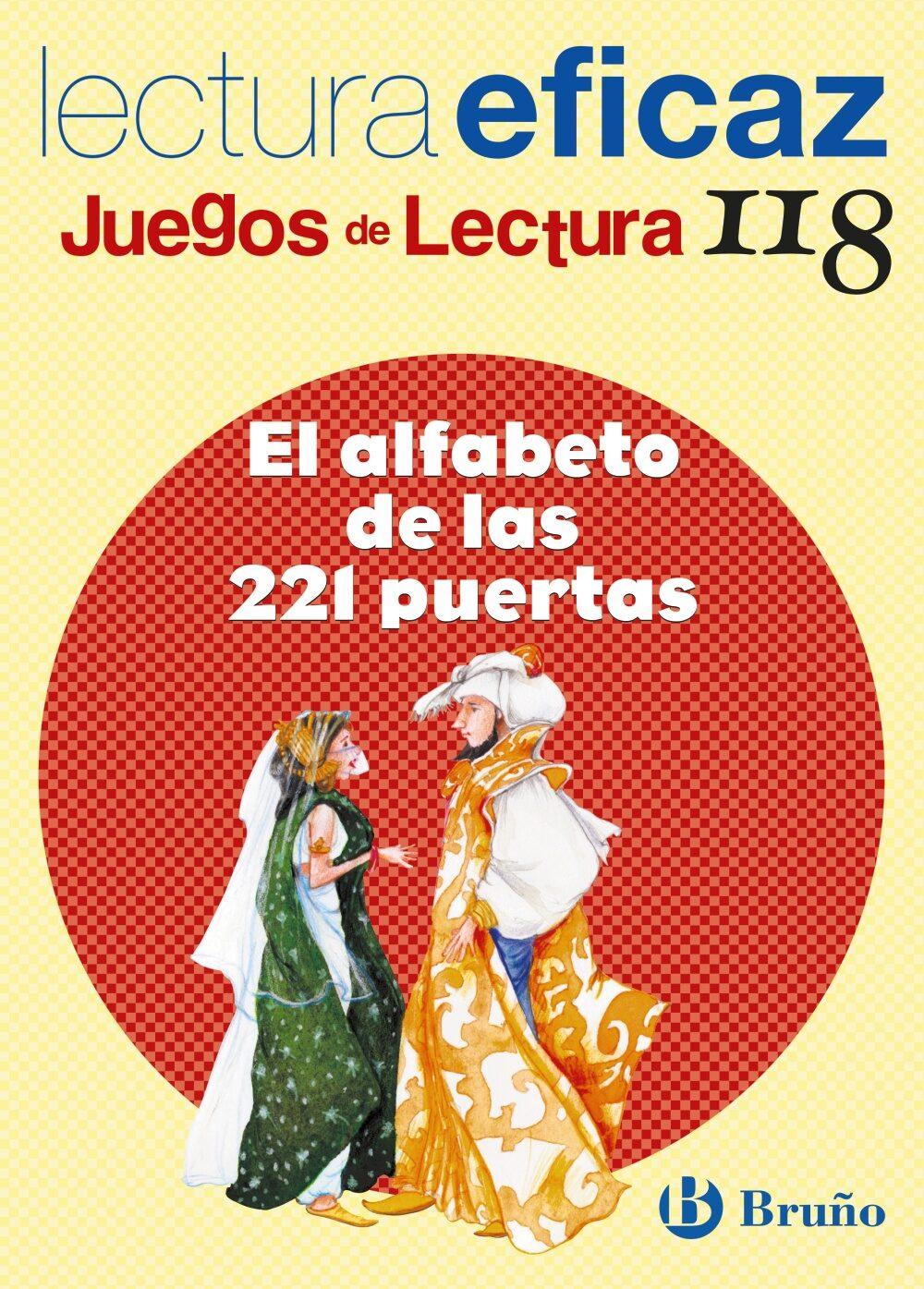 El Alfabeto De Las 221 Puertas Juego Lectura - Vv.aa.