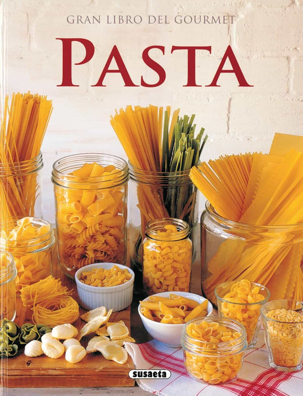 Pasta (gran Libro Del Gourmet) - Vv.aa.