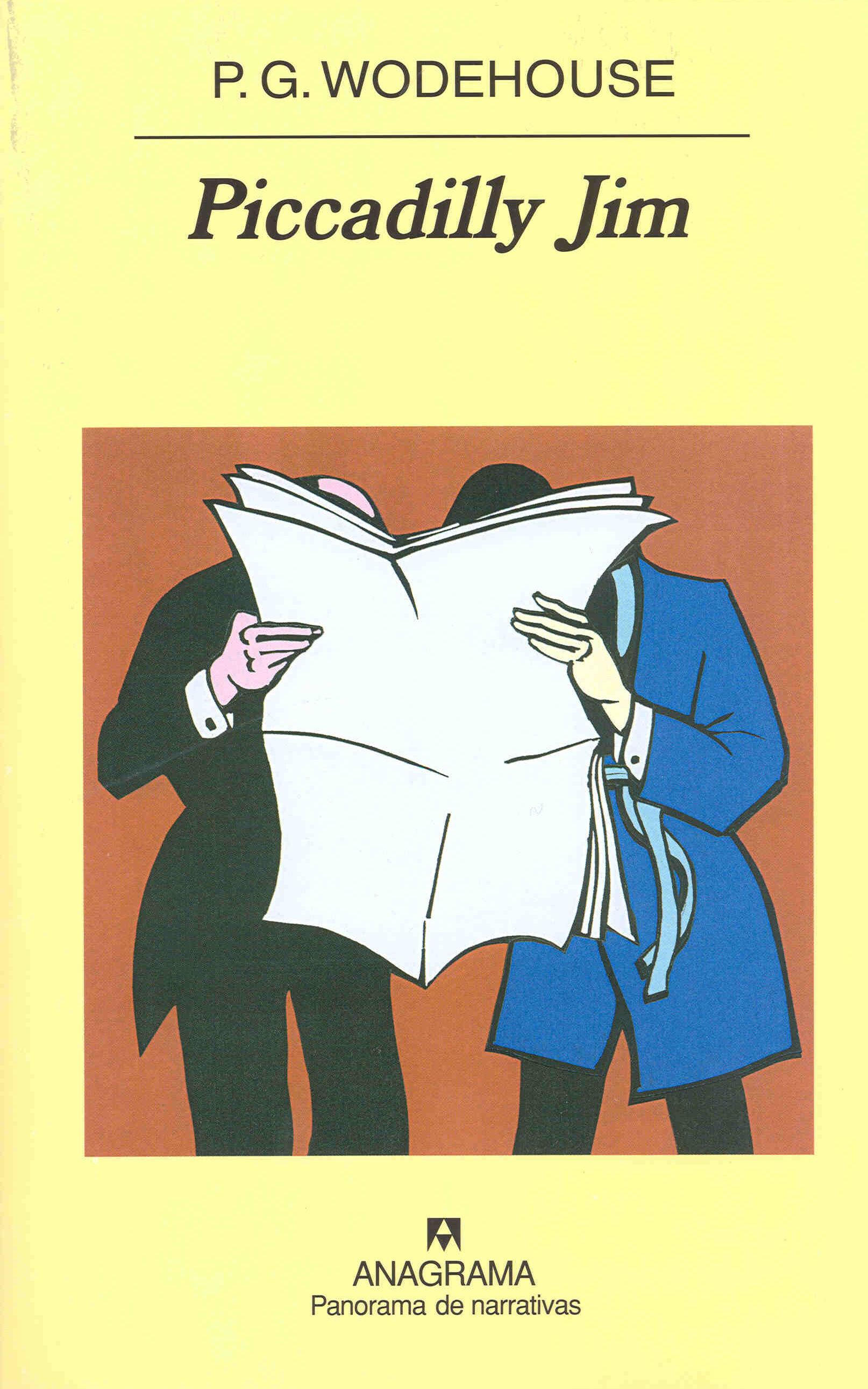 Piccadilly Jim - Wodehouse P.g.