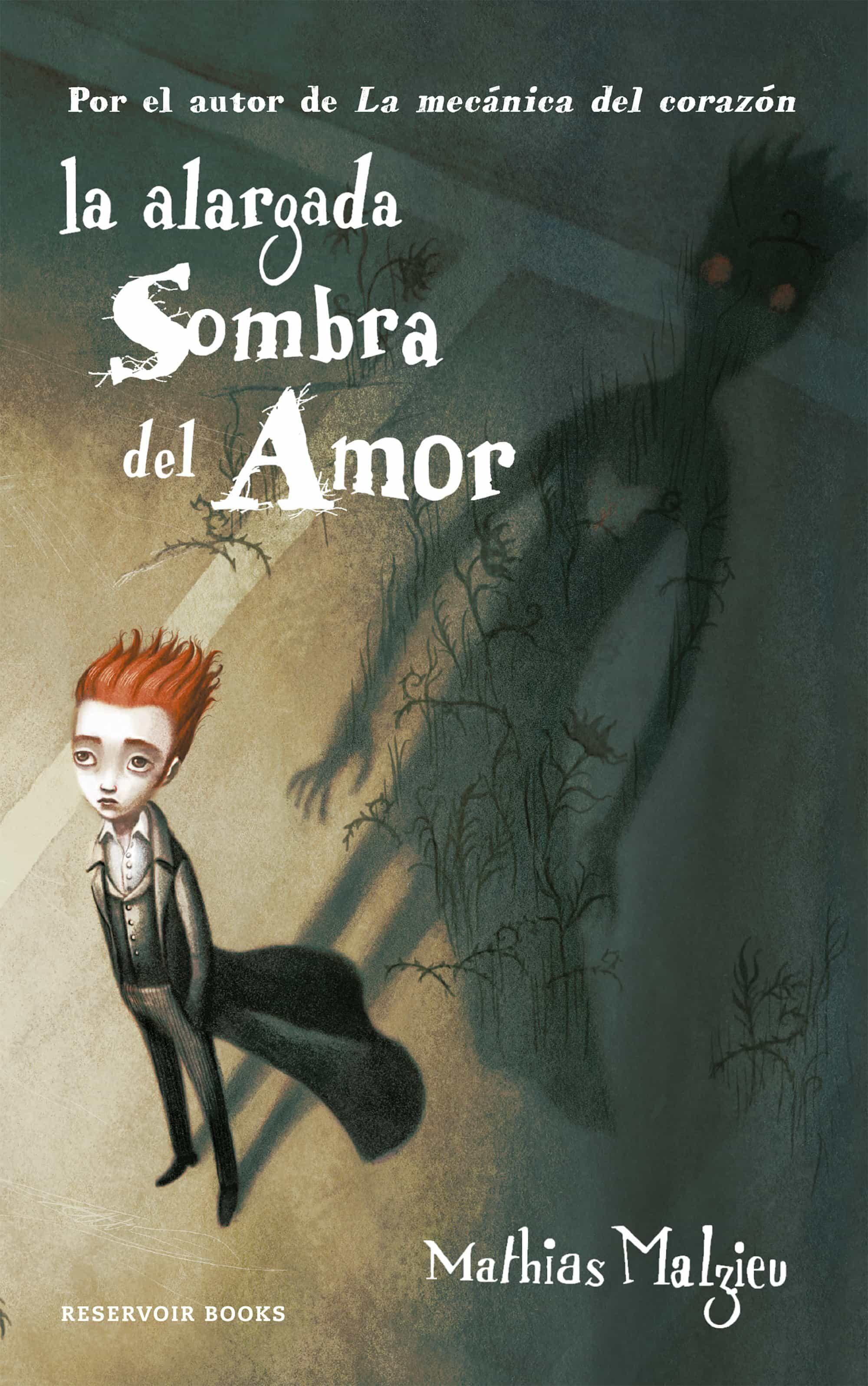 La Alargada Sombra Del Amor - Malzieu Mathias