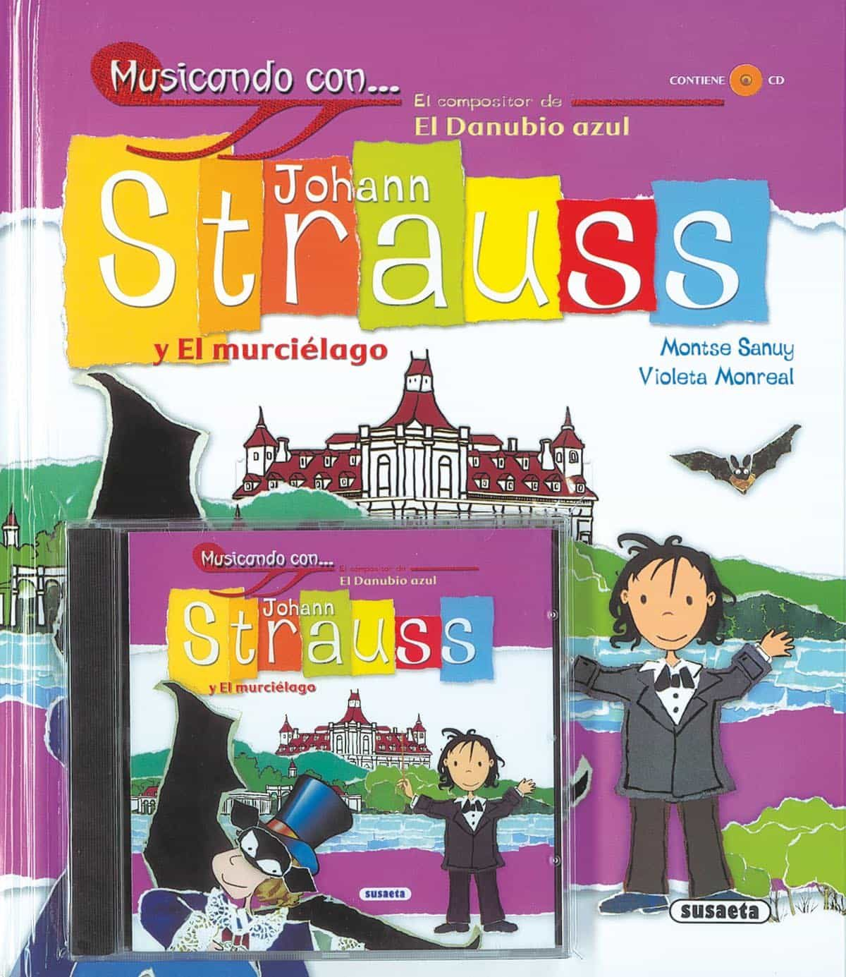 Johann Strauss Y El Murcielago - Vv.aa.