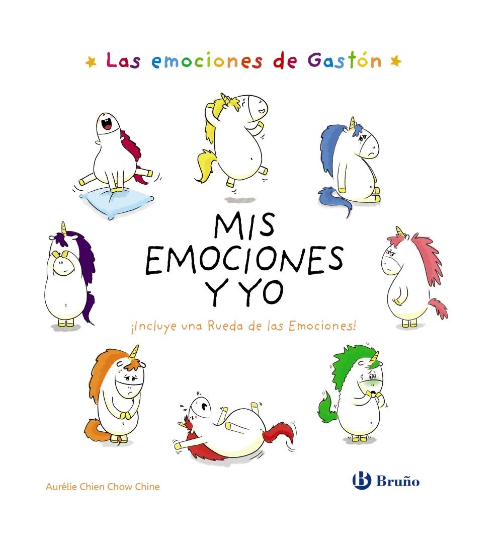 Las Emociones De Gaston: Mis Emociones Y Yo - Chien Chow Chine Aurelie