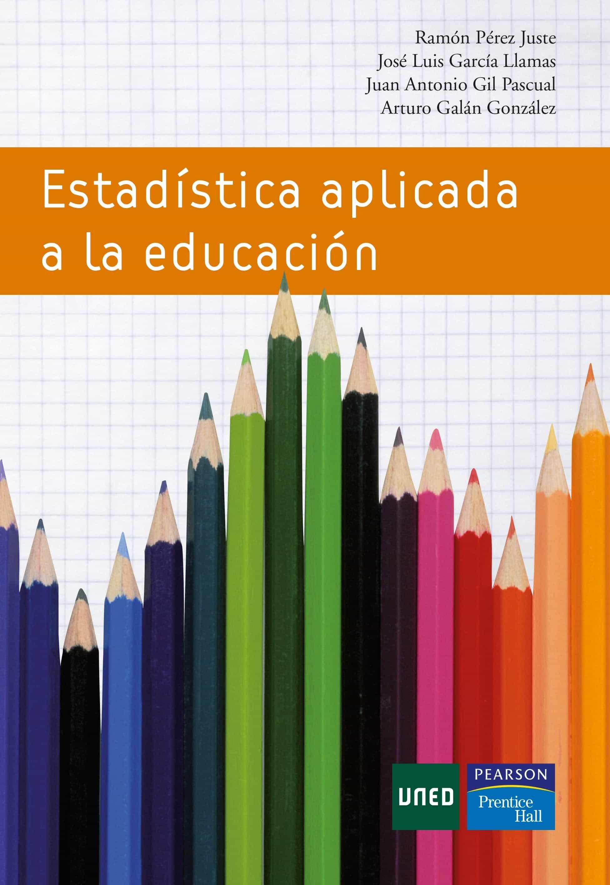 Estadistica Aplicada A La Educacion - Garcia Llamas Jose Luis
