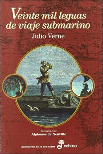 20.000 Leguas De Viaje Submarino - Verne Julio