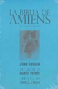 La Biblia De Amiens - Ruskin John