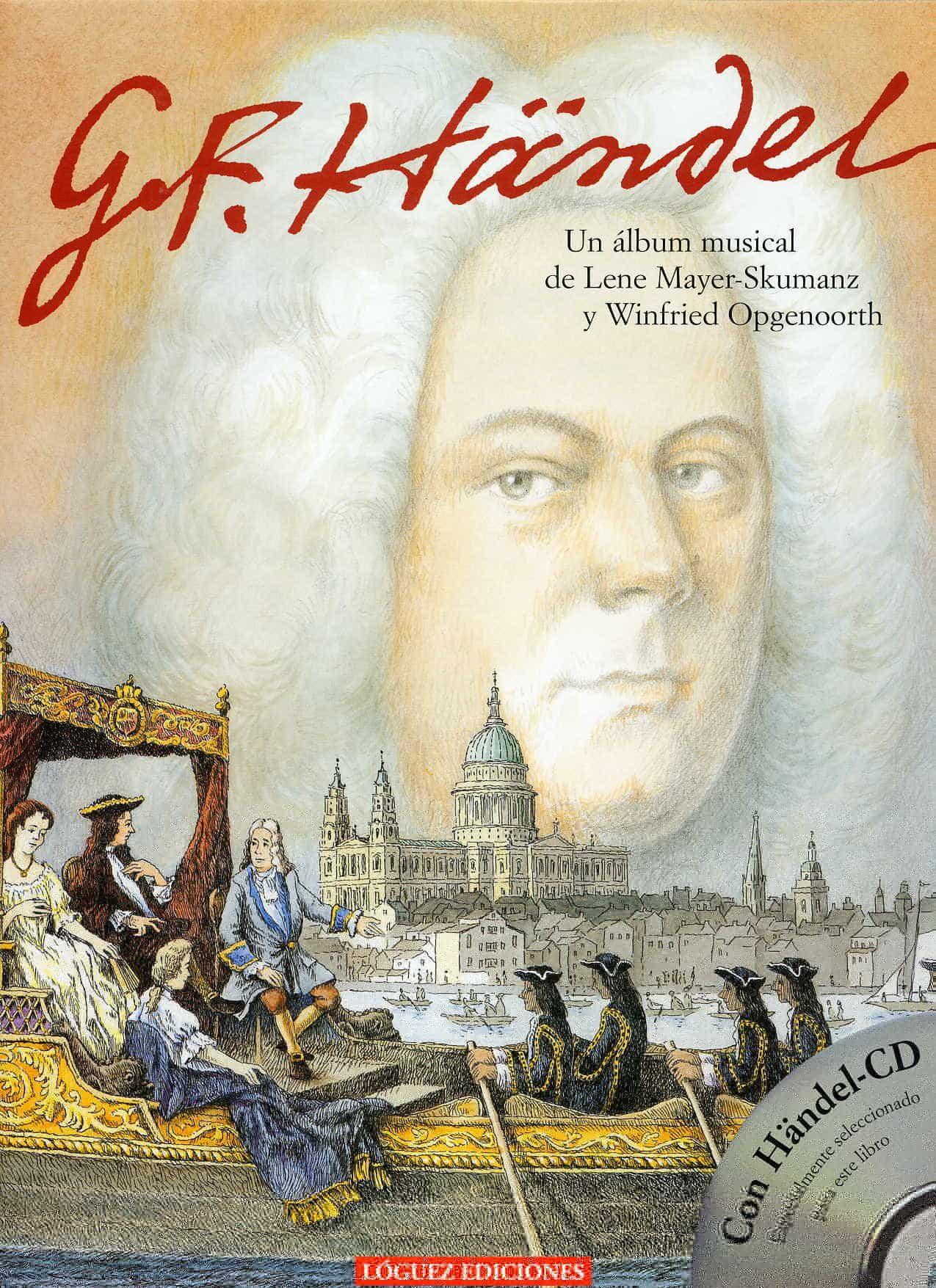 G.f. Handel (con Cd) - Mayer-skumanz Lene