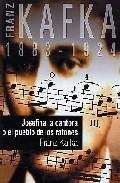 Josefina La Cantora - Kafka Franz
