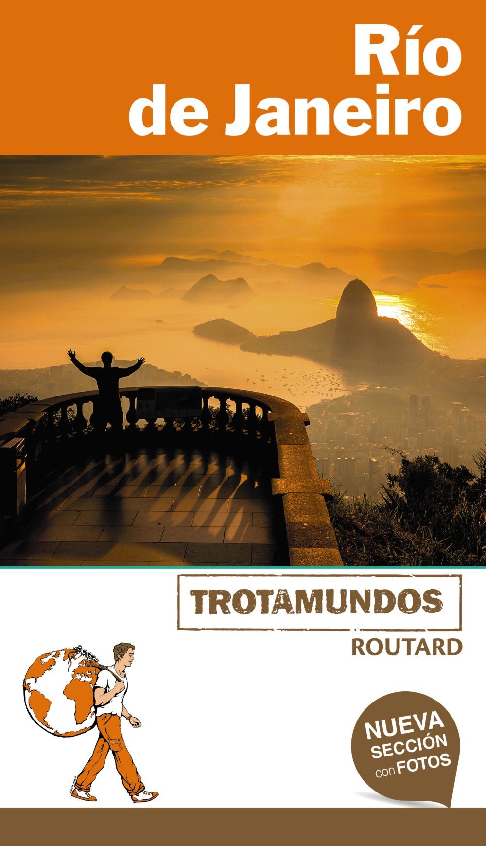 Rio De Janeiro 2018 (trotamundos - Routard) - Gloaguen Philippe