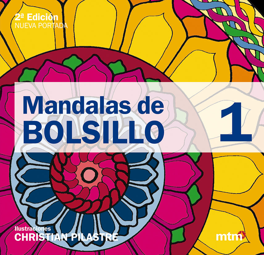 Mandalas De Bolsillo - Pilastre Christian