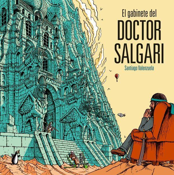 El Gabinete Del Doctor Salgari - Valenzuela Garcia Santiago