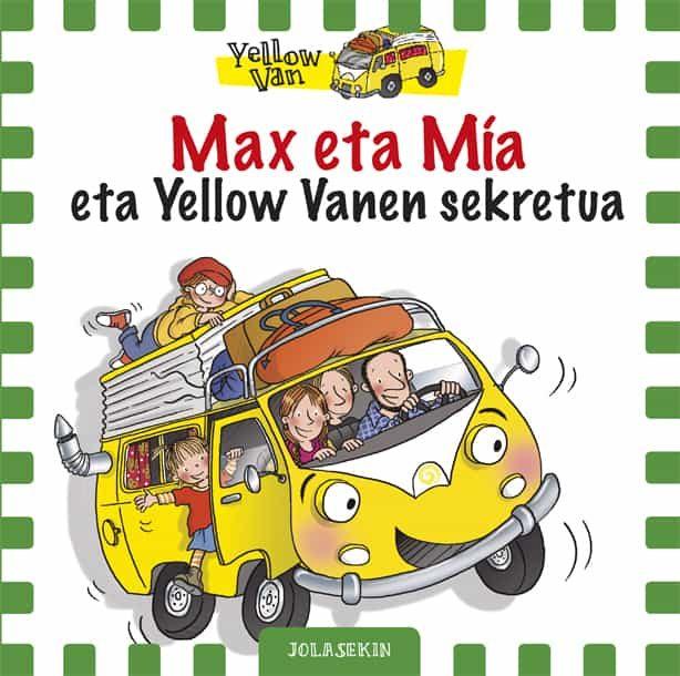 Max Eta Mia Eta Yellow Vanen Sekretua - Dickinson Vita