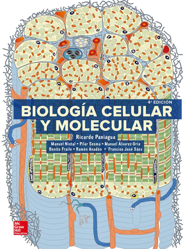 Biologia Celular Y Molecular - Paniagua Gomez-alvarez Ricardo