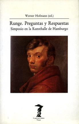 Runge: Preguntas Y Respuestas - Hofmann Werner (ed.)