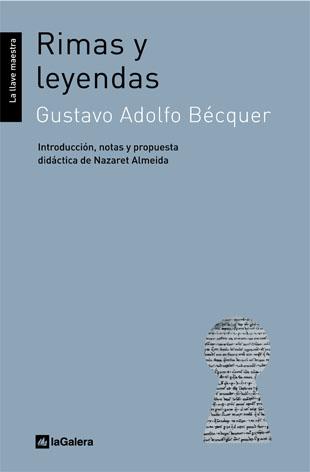 Rimas Y Leyendas - Becquer Gustavo Adolfo